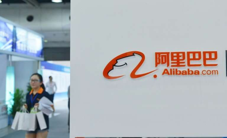 E-commerce giant Alibaba reported net profit of $2.6 billion, a 13 percent year-on-year increase