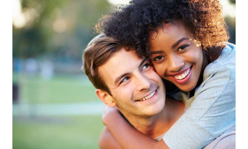 eHarmony's ads may not be scientifically proven, but online dating can make society less segregated