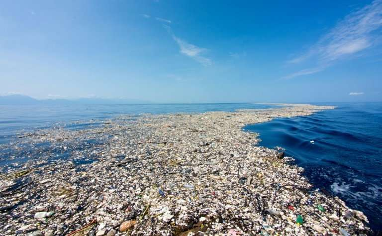 Resultado de imagem para to use the ocean as a giant garbage dump
