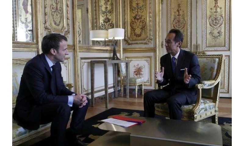 Emmanuel Macron wants to make France an AI hub