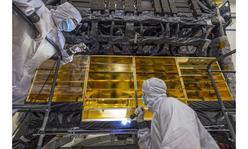 Engineers solve excessive heat removal from NASA's Webb Telescope