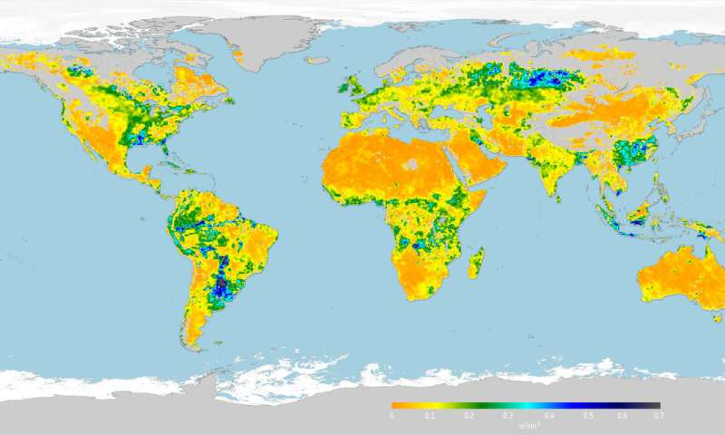 ESA's role in easing water scarcity