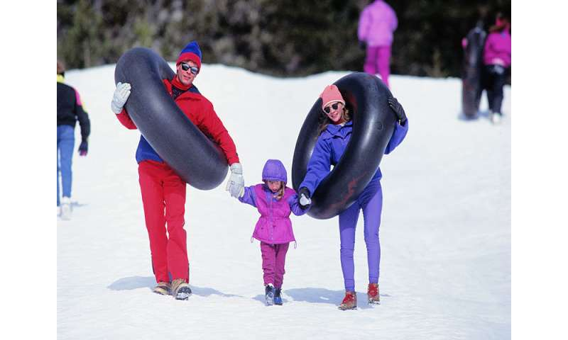 Exercise safely when the weather outside is frightful