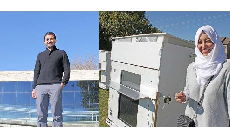 Experiments boost solar power