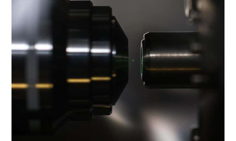 Experiments with optical tweezers race to test the laws of quantum mechanics