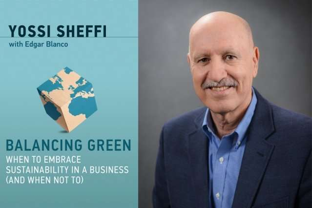 Expert examines the trade-offs companies face when grappling with sustainability issues