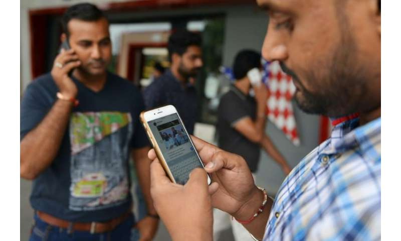 Exposing fake news before it spreads is a herculean task in India, where an estimated quarter of a billion people use social med