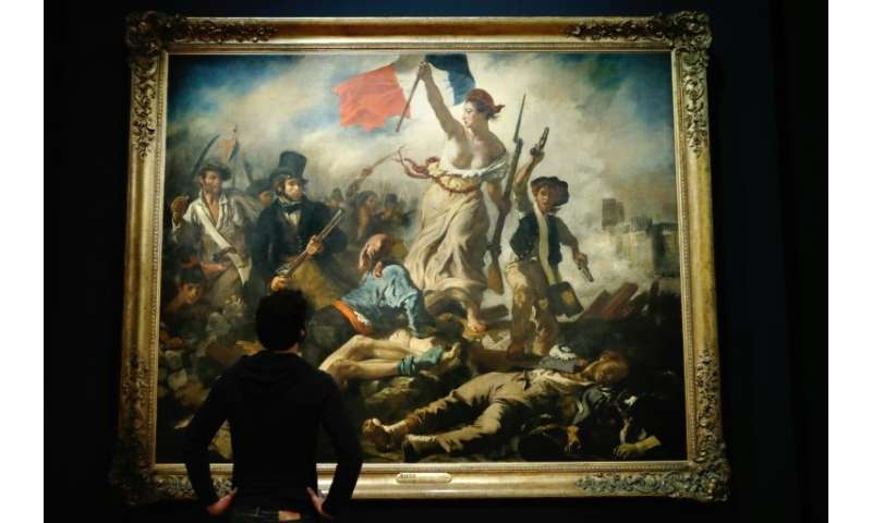 "Facebook apologised in March for temporarily removing an advert featuring French artist Eugene Delacroix's famous work ""Lib"