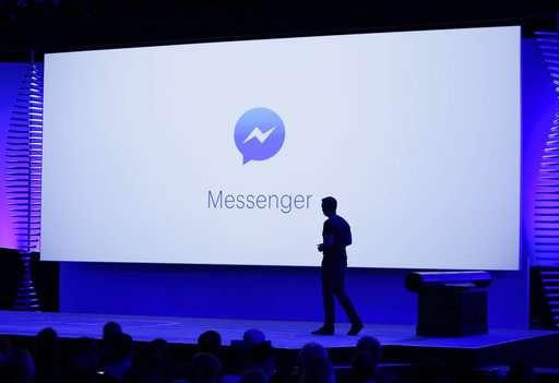 Facebook beyond Facebook? Instagram, Messenger step up