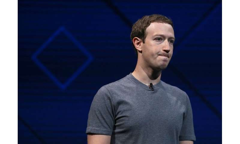 Facebook CEO Mark Zuckerberg is being asked on both sides of the Atlantic to explain the social media giant's response to the le