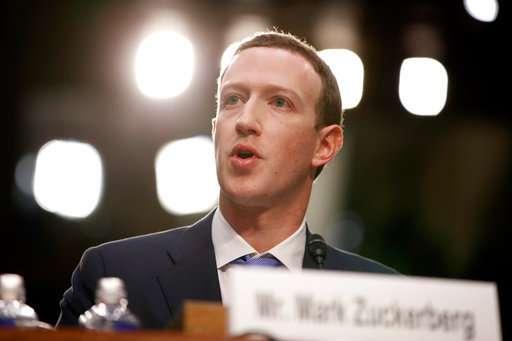 Facebook developer conference kicks off amid scandal
