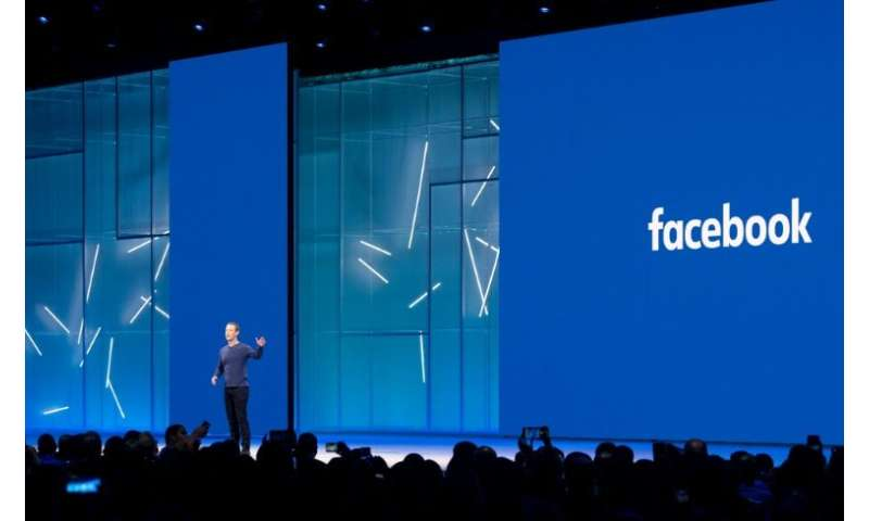 Facebook, whose CEO Mark Zuckerberg is seen at the social network's developer conference in May, has announced new ways to share