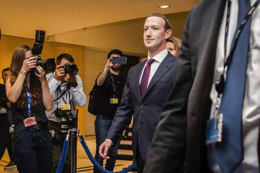 Facebook won't pay compensation for Cambridge Analytica case