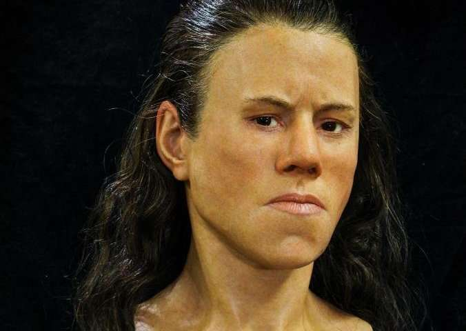 Face of teenage girl from 9,000 years ago reconstructed