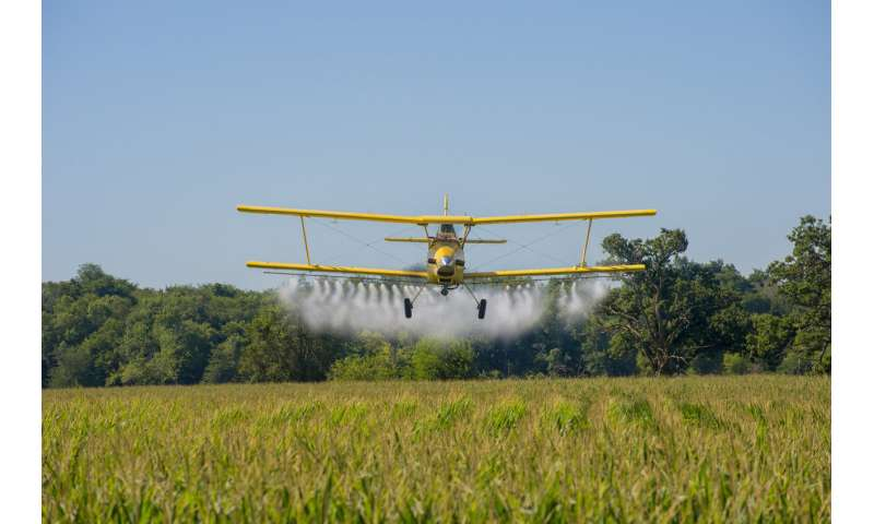 Farmers and cropdusting pilots on the Great Plains worried about pesticide risks before 'Silent Spring'