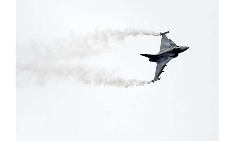 Farnborough is one of the world's largest civilian and defence airshows