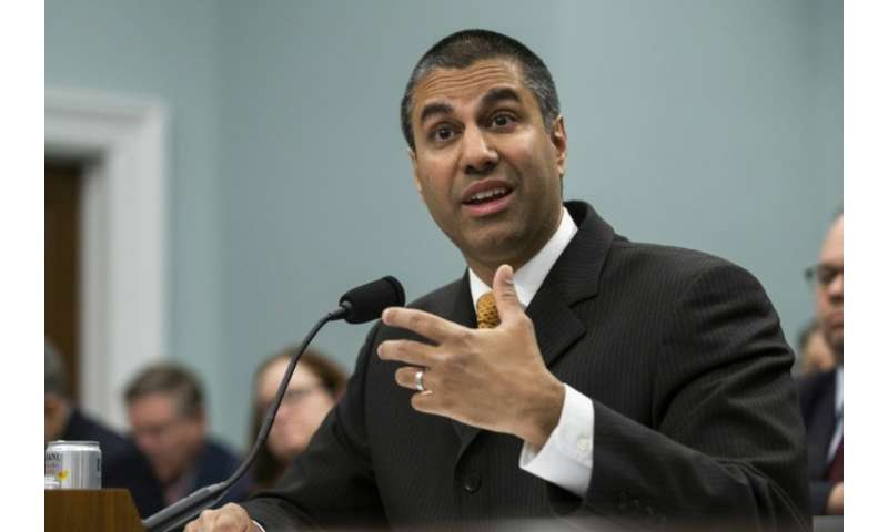 FCC Chairman Ajit Pai said he hopes the recent scrutiny of US technology firms will lead to more transparency