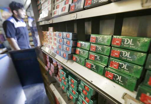 FDA to crack down on menthol cigarettes, flavored vapes