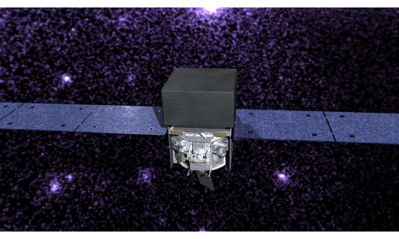 Fermi satellite celebrates 10 years of discoveries