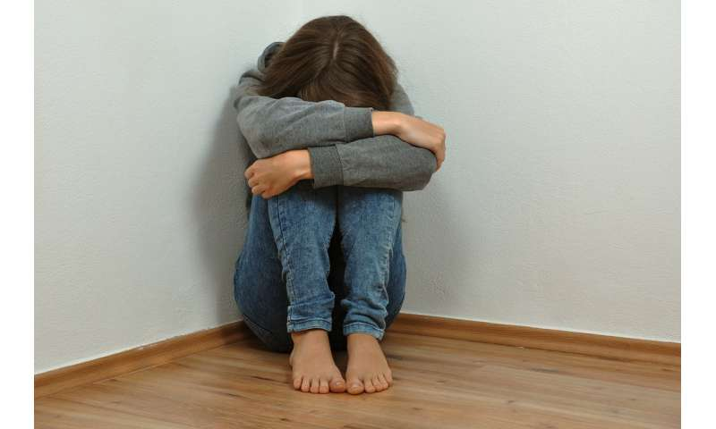 Finding a better way to identify children experiencing domestic violence