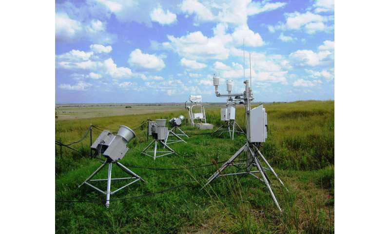 First direct observations of methane's increasing greenhouse effect at the Earth's surface