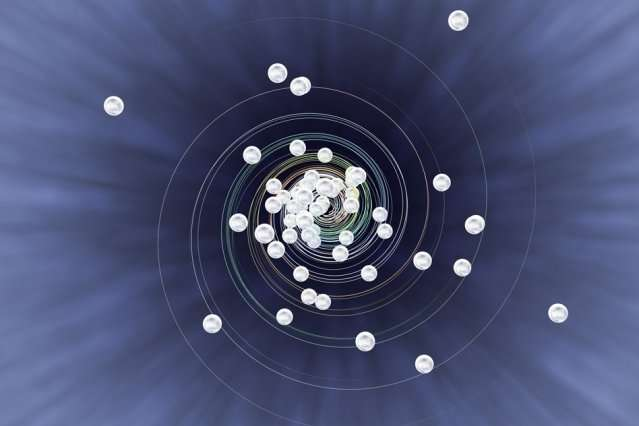 Fish-eye lens may entangle pairs of atoms