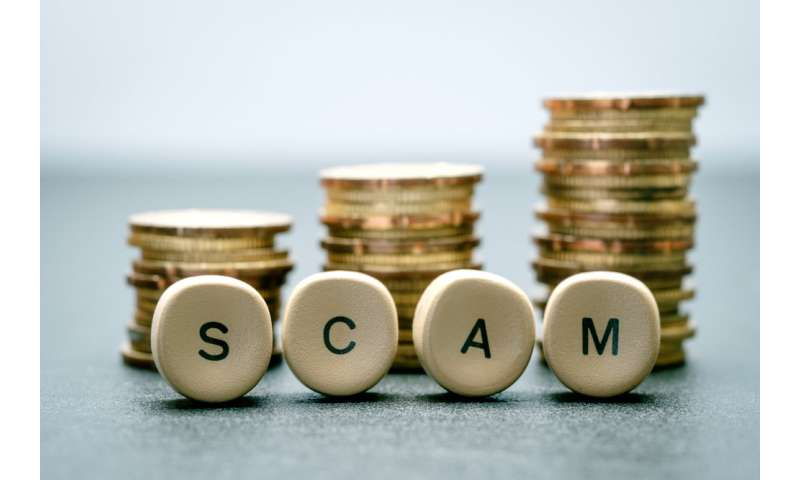 Five psychological reasons why people fall for scams – and how to avoid them