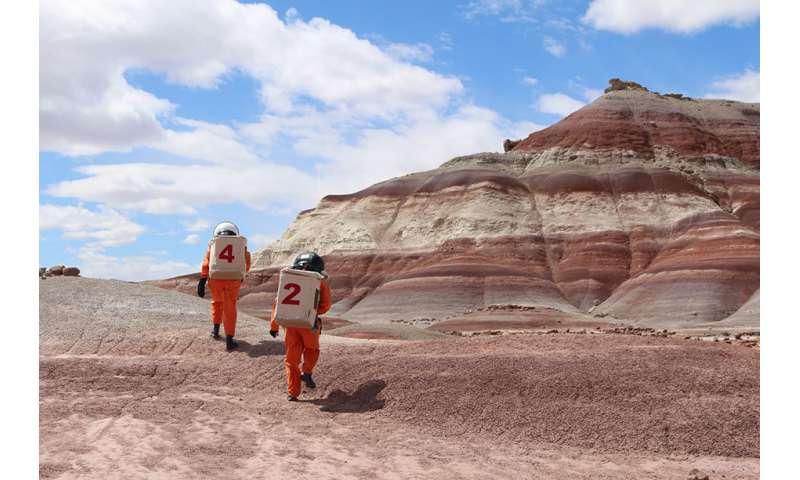 Five things you need to do to build a home on Mars