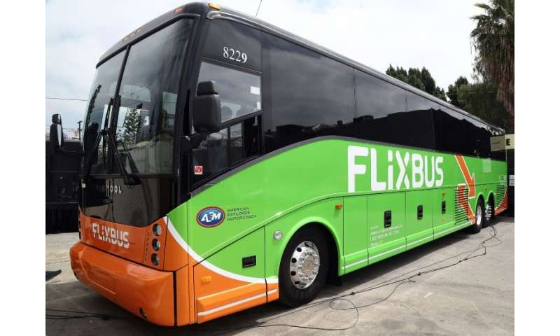Flixbus plans to widen its US network to around 20 cities by the end of 2018