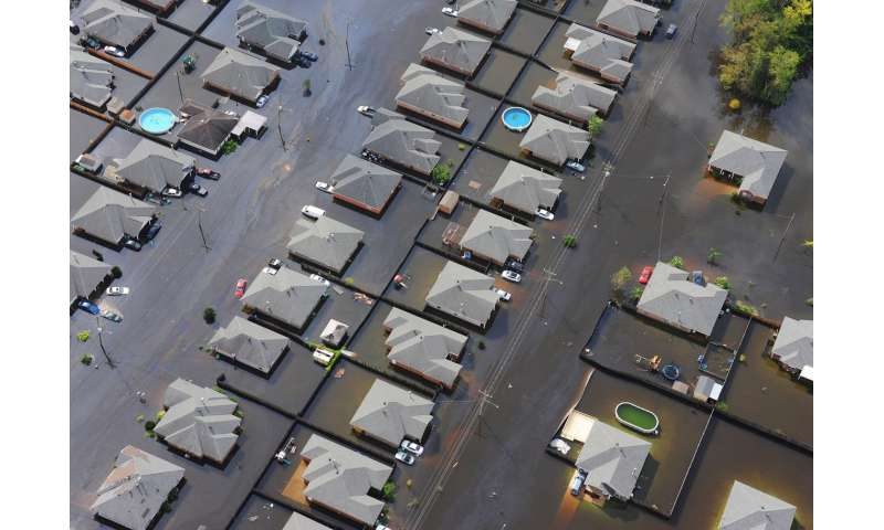 New satellite data sets reveal flood risk for vulnerable populations