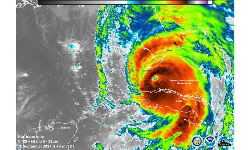 Forecast predicts below-average hurricane activity