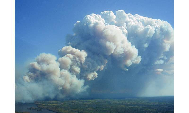 Forest Service science improving fire weather prediction