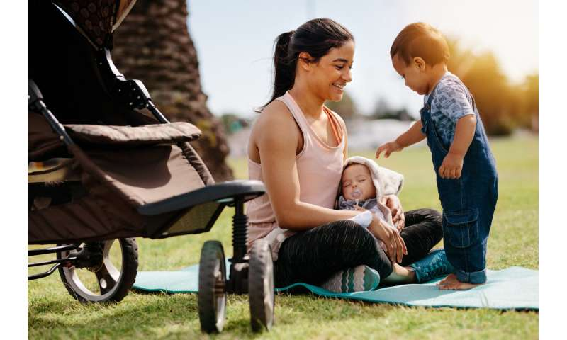 Forget bouncing back, balance is the healthiest way to manage weight post-pregnancy