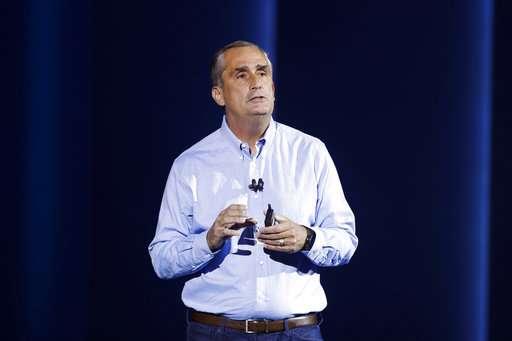 Former Intel boss Brian Krzanich to lead CDK Global