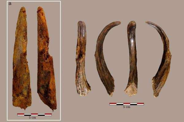Found the oldest Neanderthal wooden tools in the Iberian Peninsula