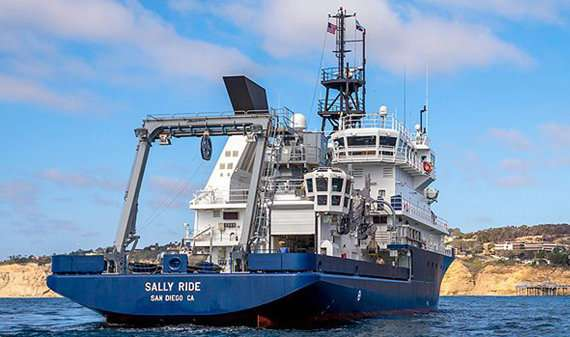 Four URI scientists among 100 researchers on NASA-led expedition to North Pacific