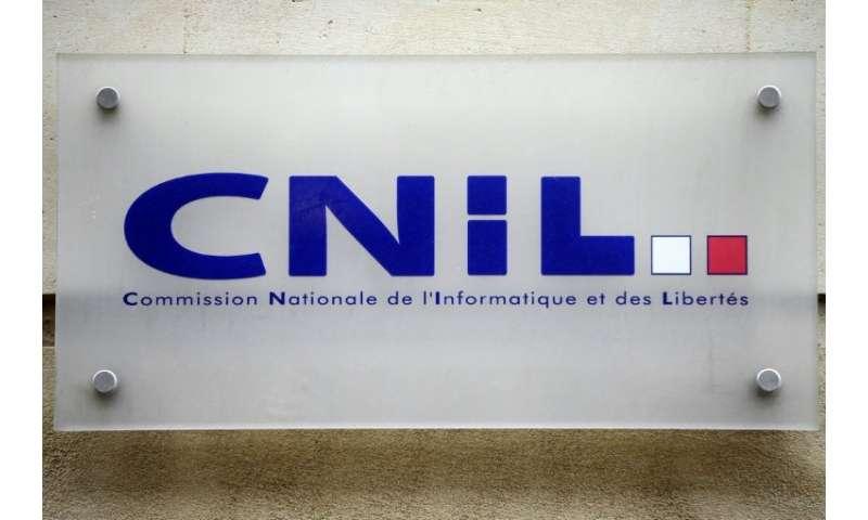 France's data regulator CNIL (Commission Nationale de l'Informatique et des Libertes) is battling US giant Google at the Europea