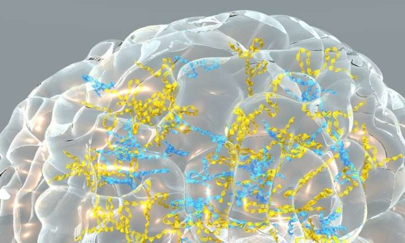Genomic dark matter activity connects Parkinson's and psychiatric diseases
