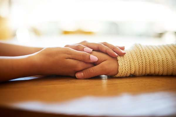 Gentle touch can decrease stress