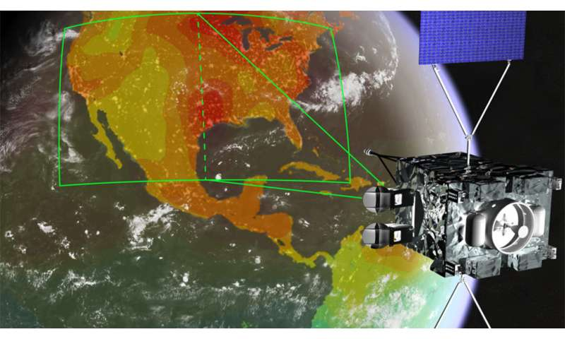 GeoCarb—a new view of carbon over the Americas