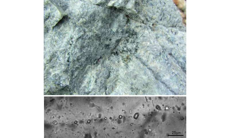 Geologists from MSU found out how over 2.6 Ga years old rocks were formed at Limpopo Complex