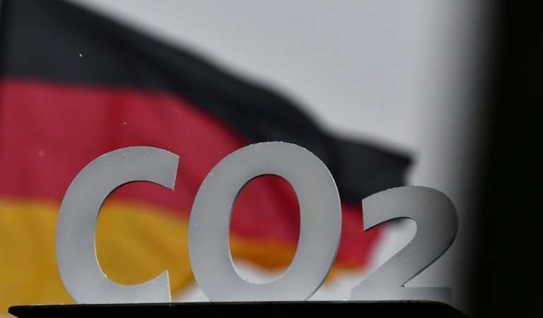 Germany's CO2 battle is more difficult than predicted