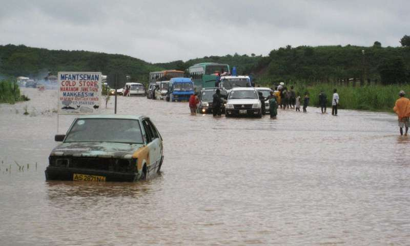 Ghana must move from coping with floods to adapting for them