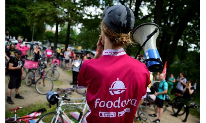 Gig economy businesses like Foodora have faced criticism in several countries over the treatment of workers