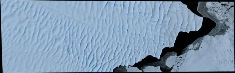 Glaciers in East Antarctica also 'imperiled' by climate change, researchers find