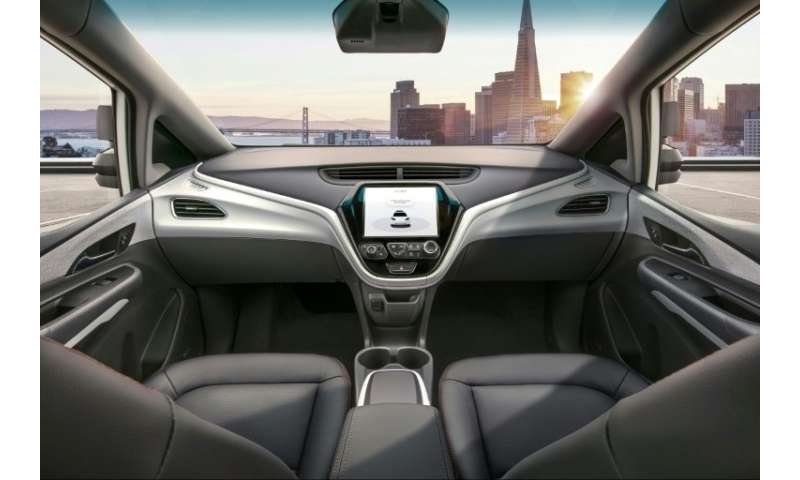 Us To Carefully Review Gm Request On Autonomous Car Chao