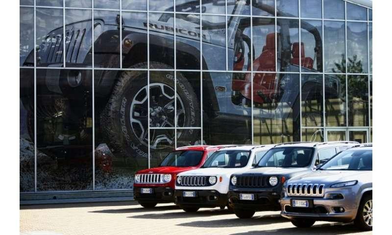 Goodbye diesel, Fiat Chrysler says