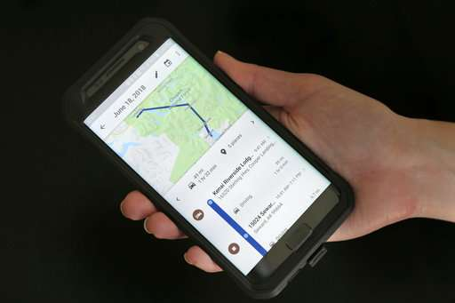 Google clarifies location-tracking policy
