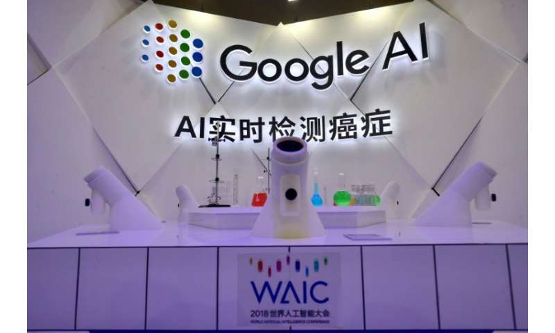 Google is also now a major player in artificial intelligence