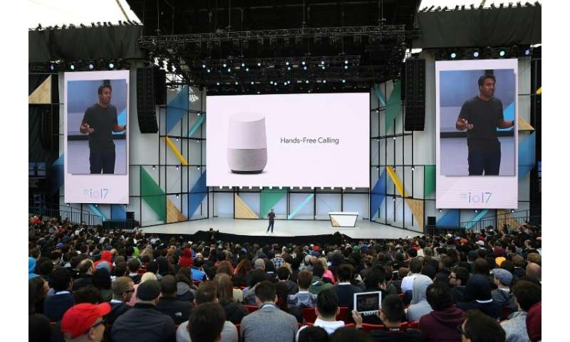 Google is offering an AI-driven audio news feed that can be delivered on its smart speakers